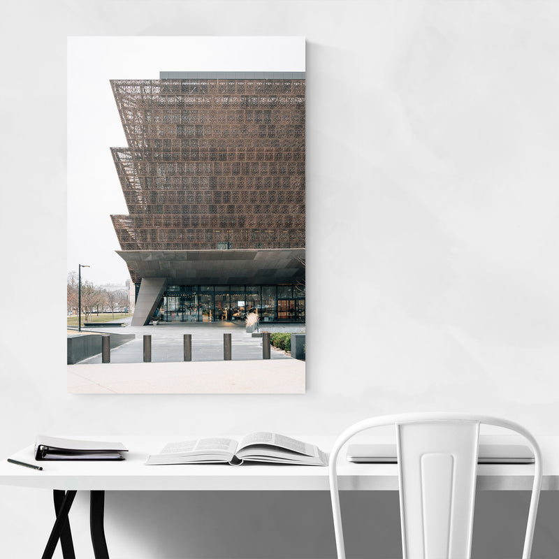 National Mall DC Architecture Art Print