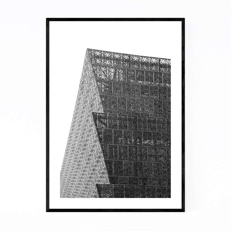 National Mall DC Architecture Framed Art Print