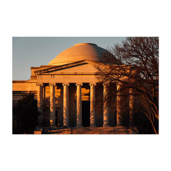 National Gallery of Art DC Photo Art Print