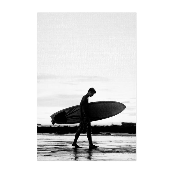 California Surfer Photography Art Print