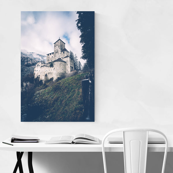 Campo Tures South Tyrol Italy Art Print