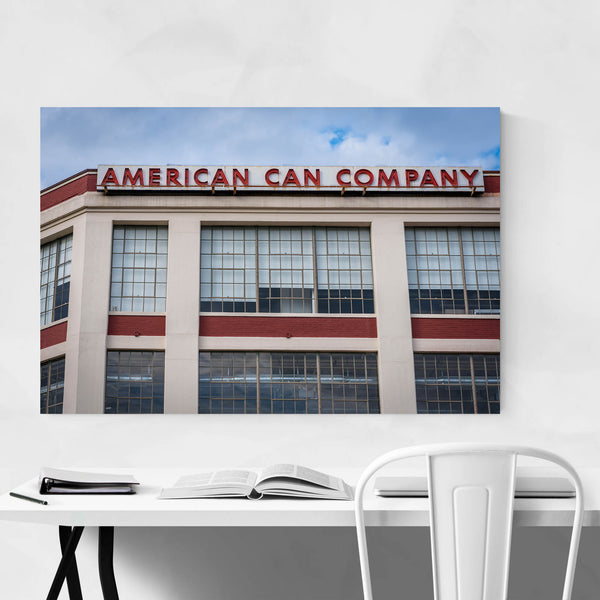 Canton Baltimore Maryland Sign Art Print