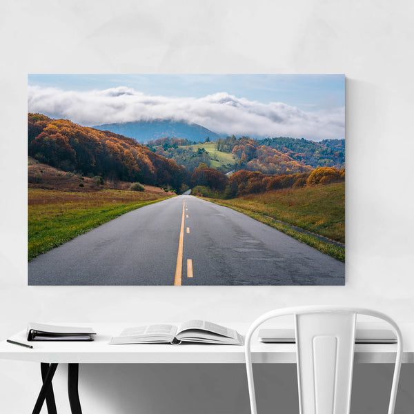 Virginia Blue Ridge Appalachians Art Print