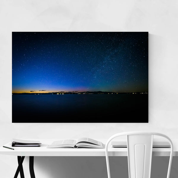 Lake Winnipesaukee New Hampshire Art Print