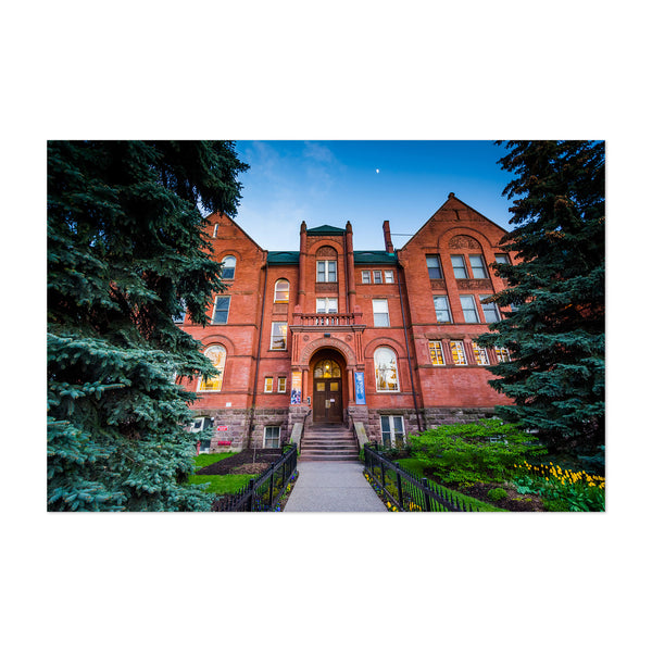 University of Toronto Photo Art Print