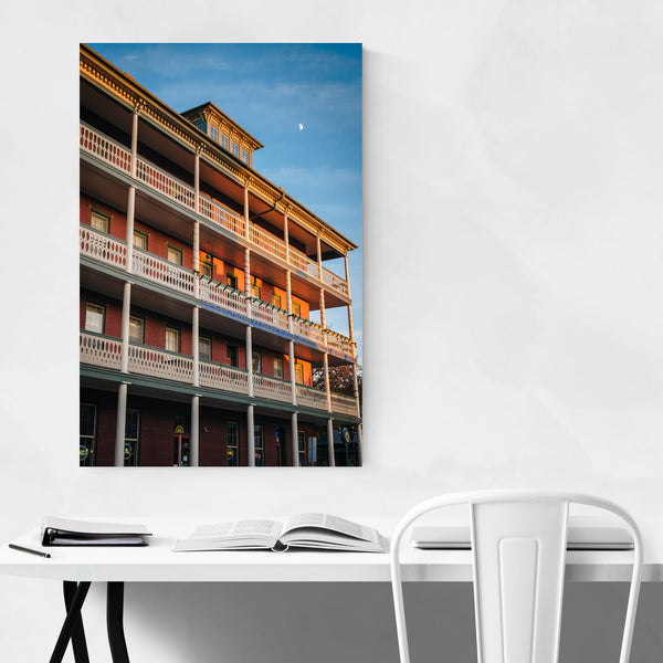 York Pennsylvania Architecture Art Print