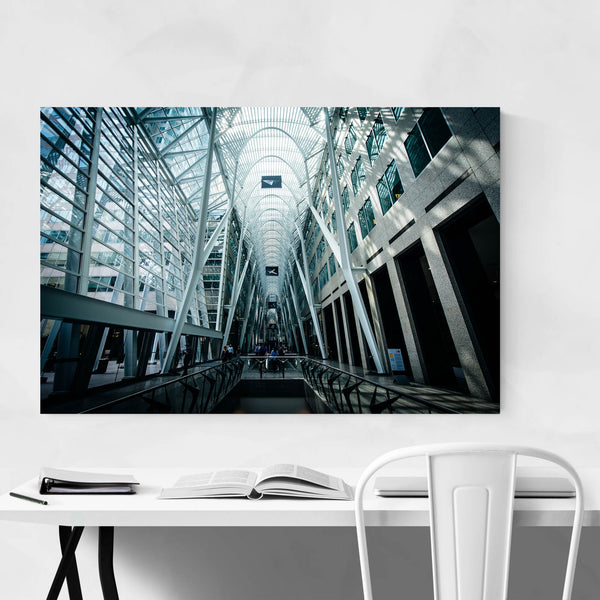 Modern Urban Architecture Art Print