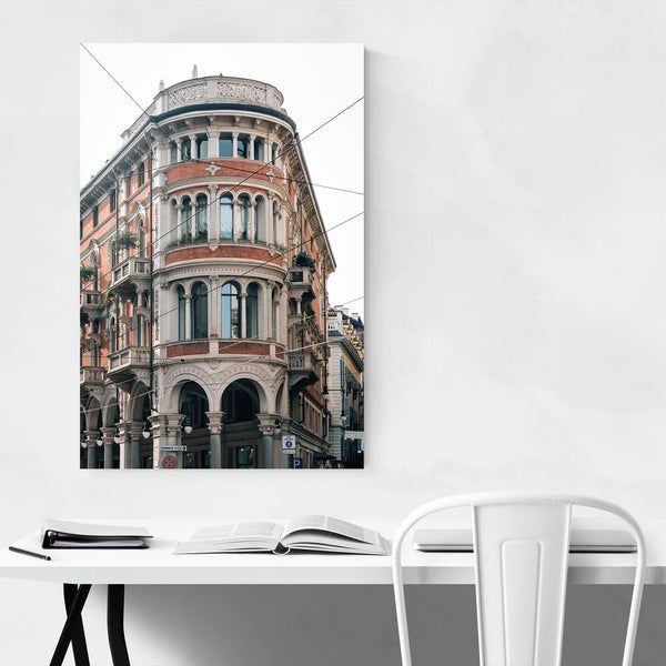 Turin Italy Architecture Photo Art Print