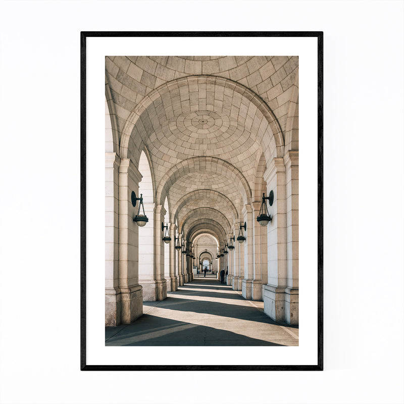 Union Station Washington DC Framed Art Print