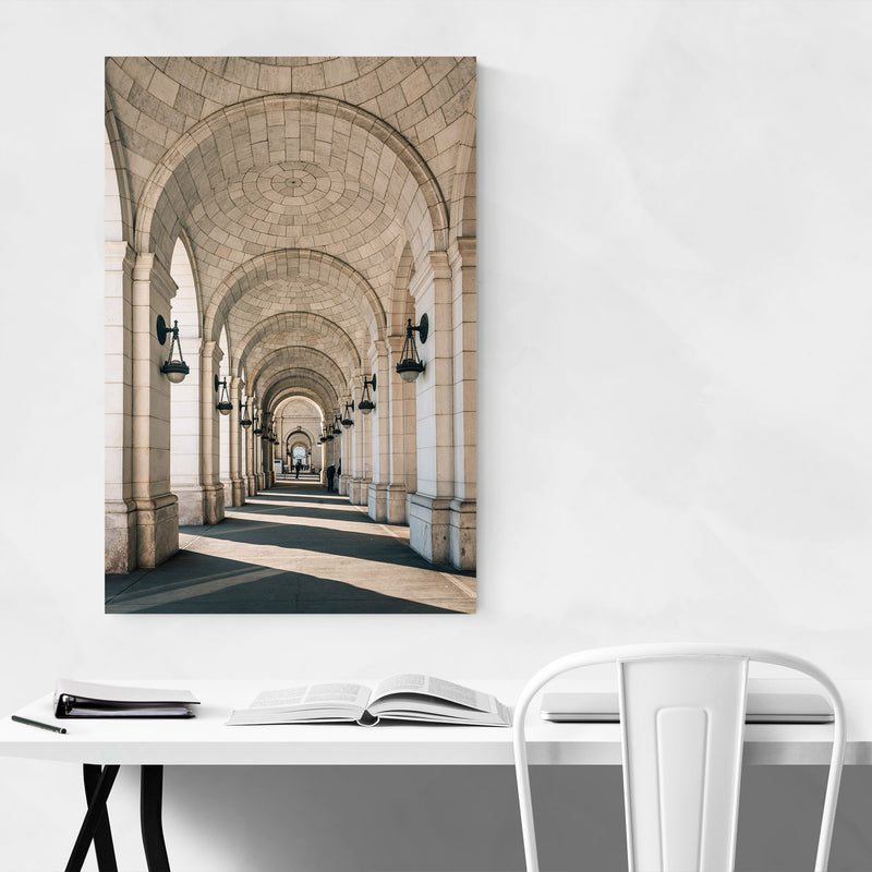Union Station Washington DC Art Print
