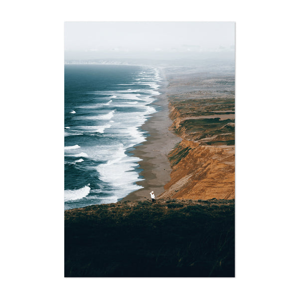 Point Reyes California Coastal Art Print