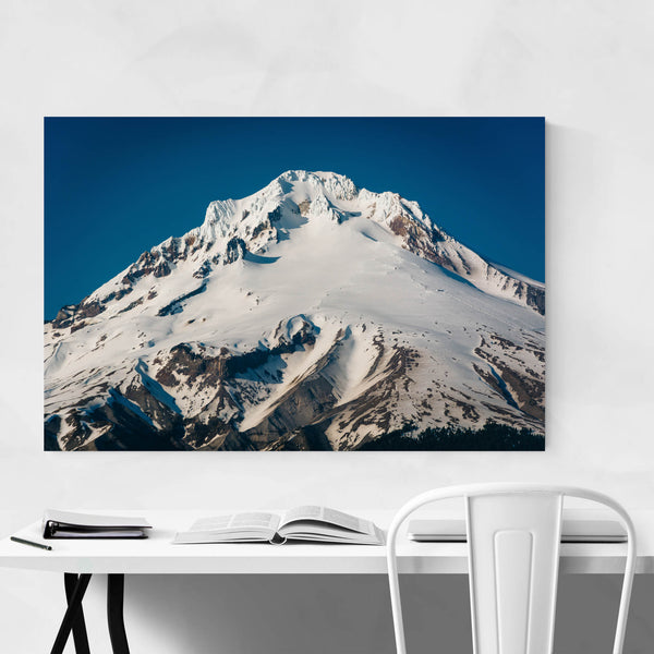 Mount Hood Oregon Landscape Art Print