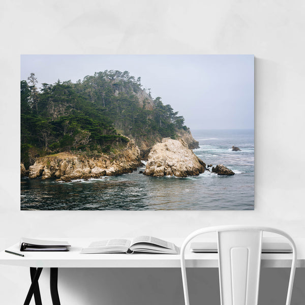 Point Lobos Big Sur California Art Print