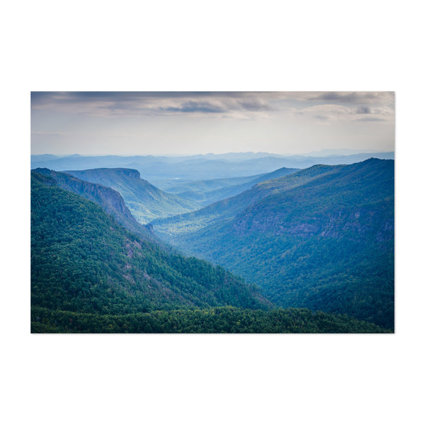 Linville Gorge, North Carolina Art Print