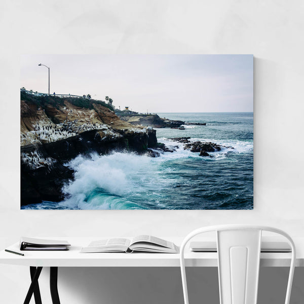 La Jolla California Coastal Art Print