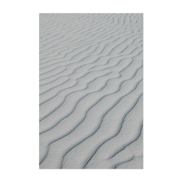 White Sands New Mexico Desert Art Print