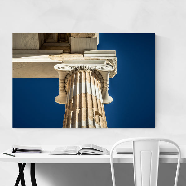 Athens Greece Architecture Urban Art Print