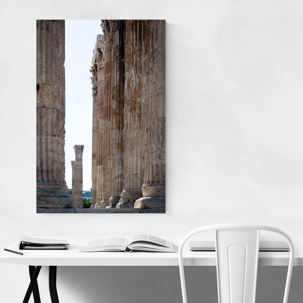 Athens Greece Architecture Photo Art Print