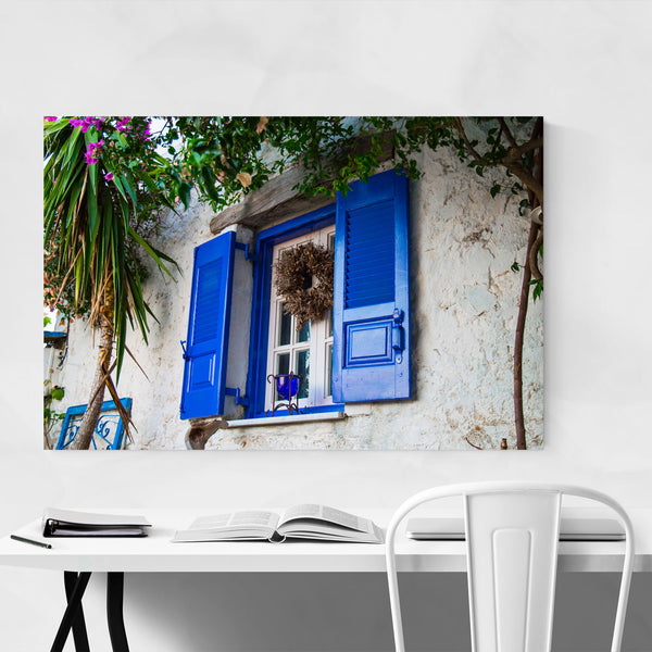 Kerkyra Greece Architecture Photo Art Print