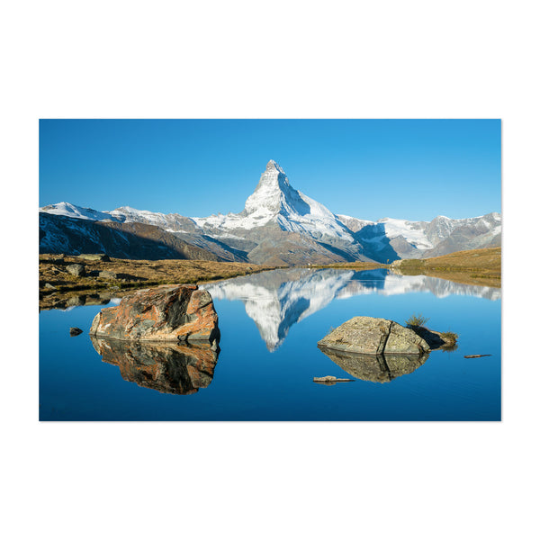Matterhorn Switzerland Alps Art Print
