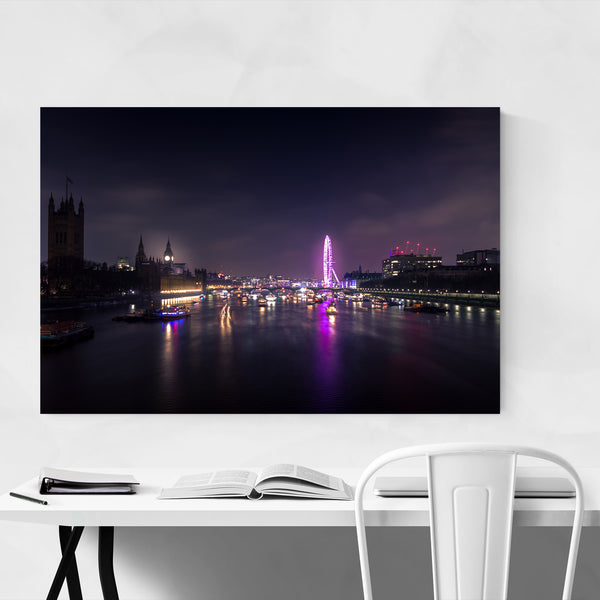 London UK Urban Photo Art Print