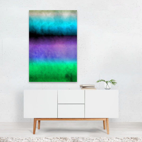 Abstract Minimal Painting Art Print