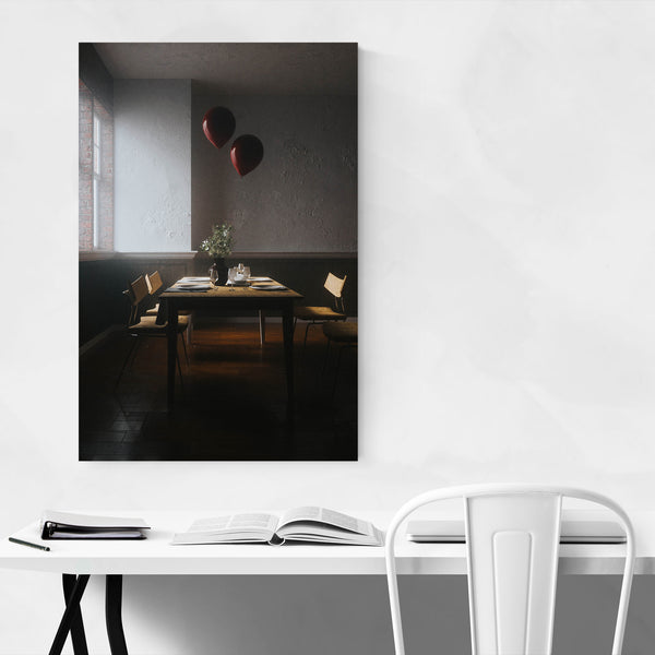 Balloon Photography  Art Print