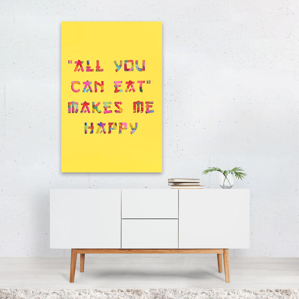 Kitchen Quote Humor Photo Art Print