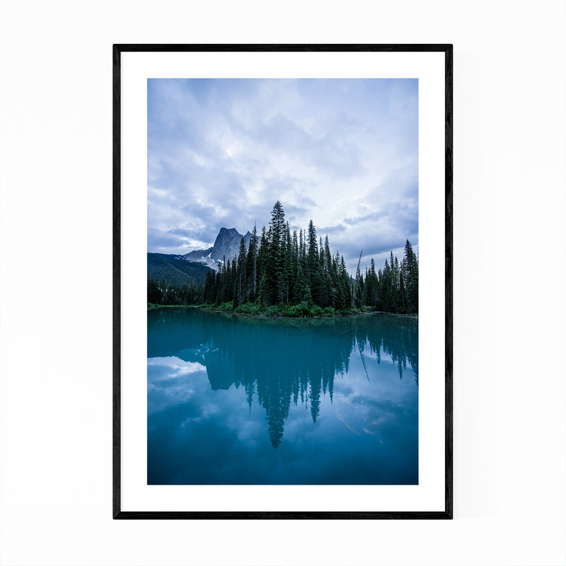 Banff Alberta Photography Framed Art Print