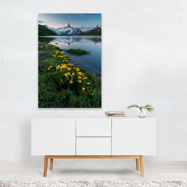 Grindelwald Switzerland Nature Photo Art Print