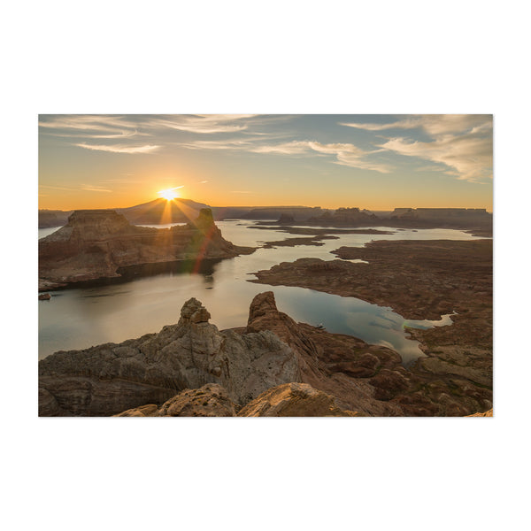 Lake Powell Utah Nature Photo Art Print