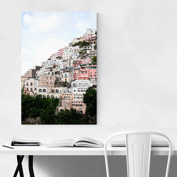 Amali Coast Italy Photography Art Print