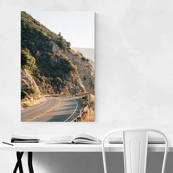 Angeles National Forest California Art Print