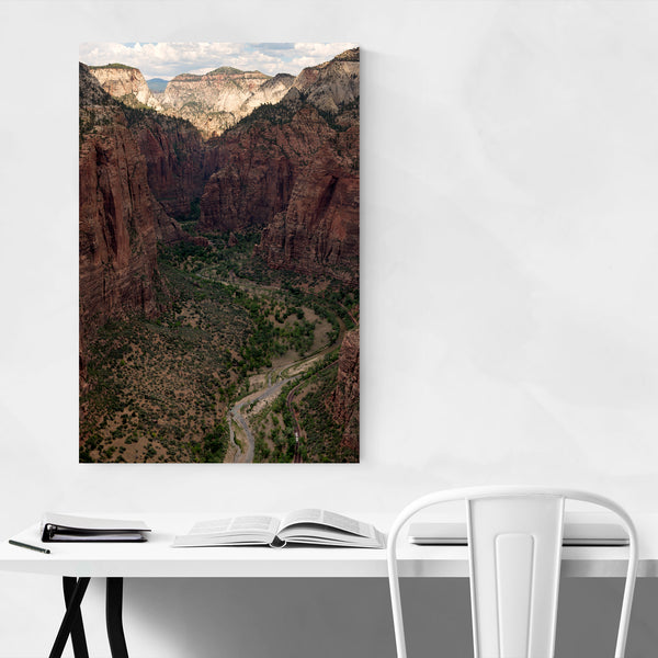 Zion National Park Utah Photo Art Print