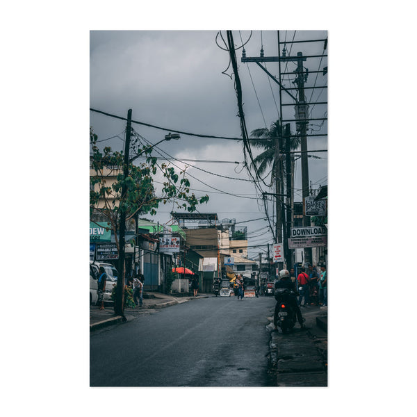 Antipolo Philippines Urban Photo Art Print