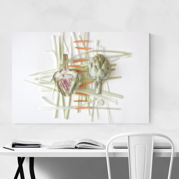 Vegetable Food Still Life Photo Art Print