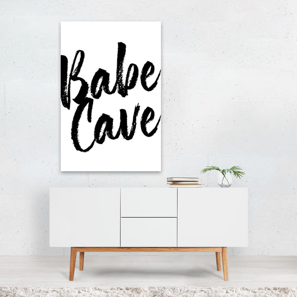 Minimal Nature Typography Art Print