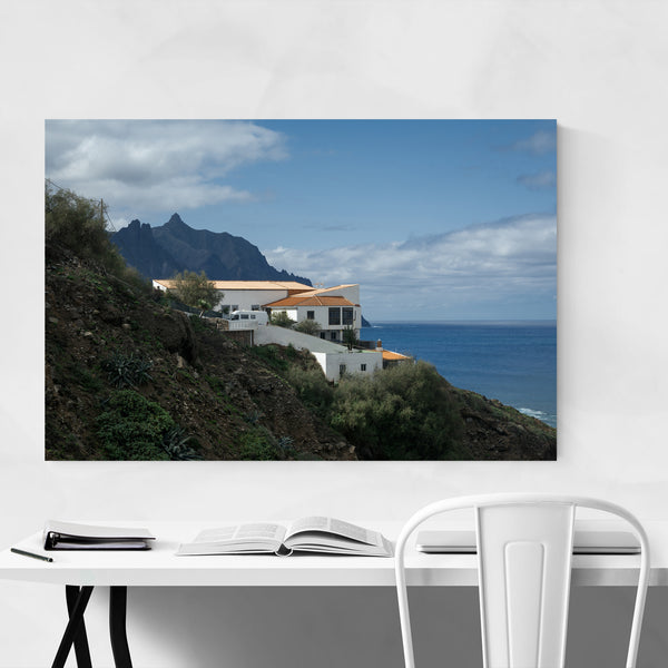 Bajamar Tenerife Canary Islands Art Print