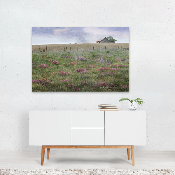 Colorado Rural Nature Photo Art Print