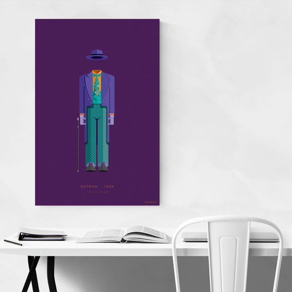 Batman Movie TV Illustration Art Print