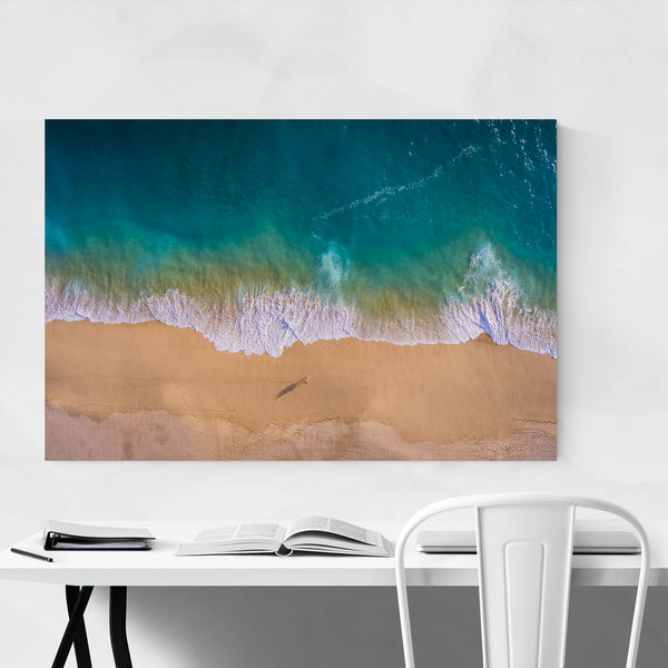 Mexico Beach Photography Art Print