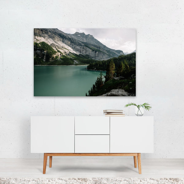 Kandersteg Switzerland Nature Photo Art Print