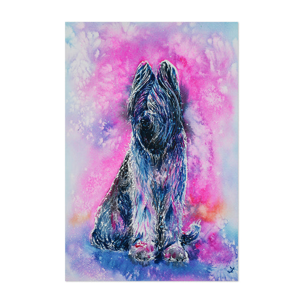 Animal Dog Painting Art Print