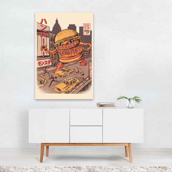 Urban Illustration Art Print