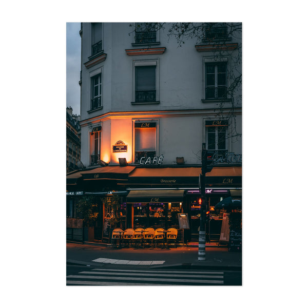 Paris France Photo Art Print