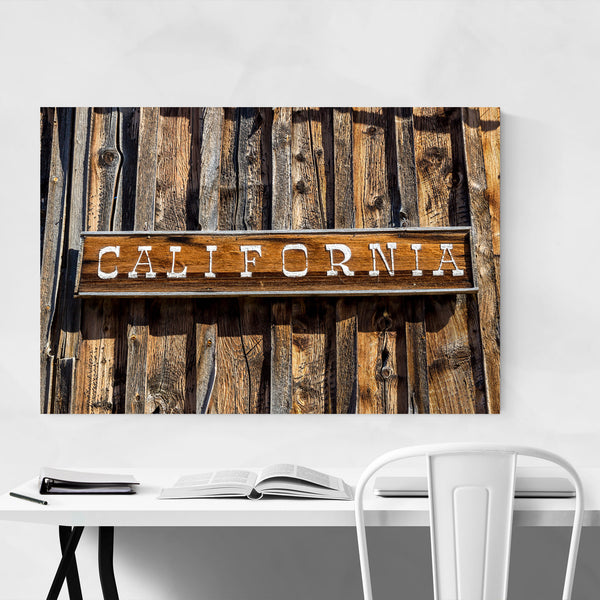 Ghost Town Virginia City Montana Art Print