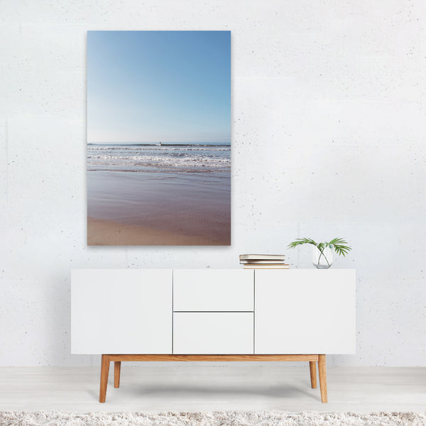 San Diego California Sports Surfing Art Print