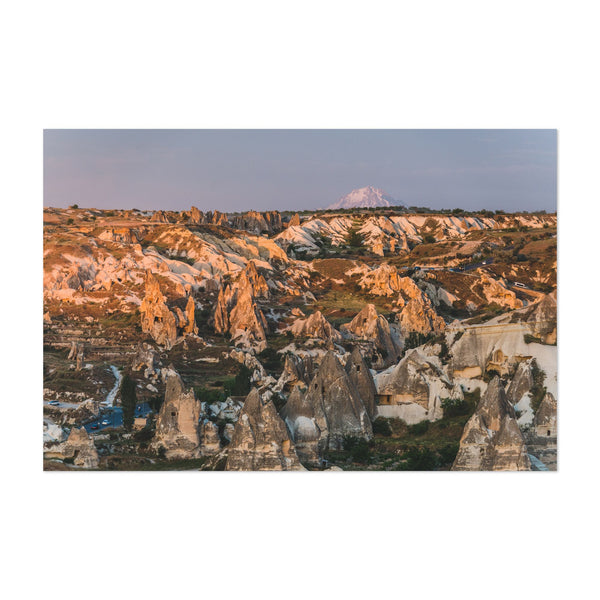 Göreme Turkey Nature Photo Art Print