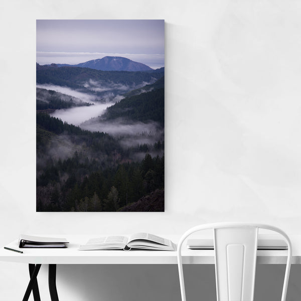 Cascade-Siskiyou Oregon Nature Art Print