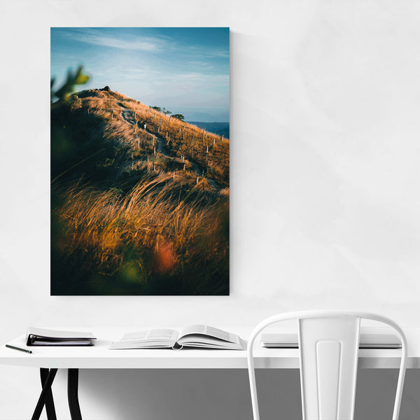 Mount Malagbag Rizal Philippines Art Print